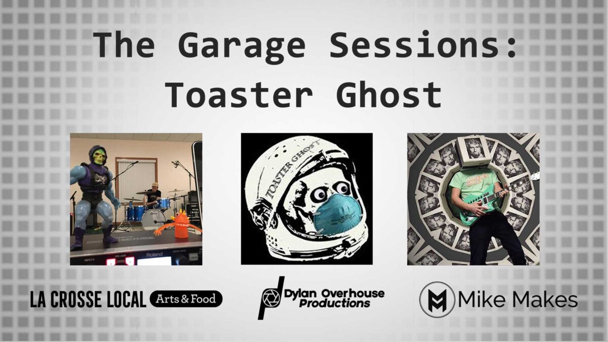 Garage Sessions ft: Toaster Ghost