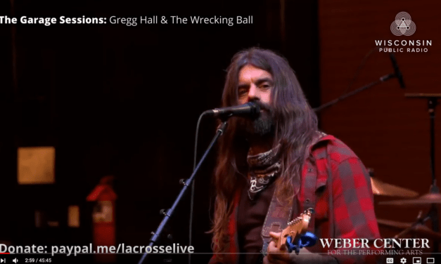 Garage Sessions E.59: Gregg Hall & The Wrecking Ball