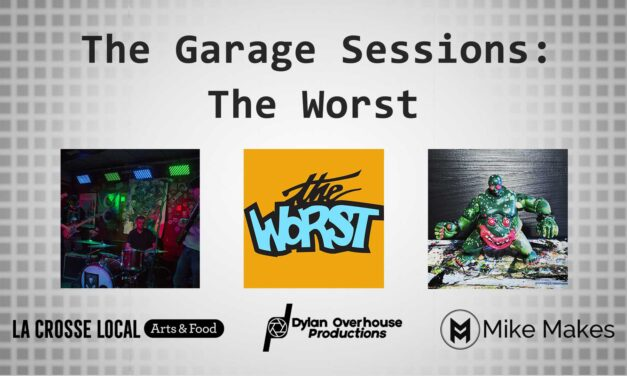 "Season Two of  ""Garage Sessions""  Streams LIVE from  La Crosse Area Venues and Sponsors Come Onboard to Support Local Music"