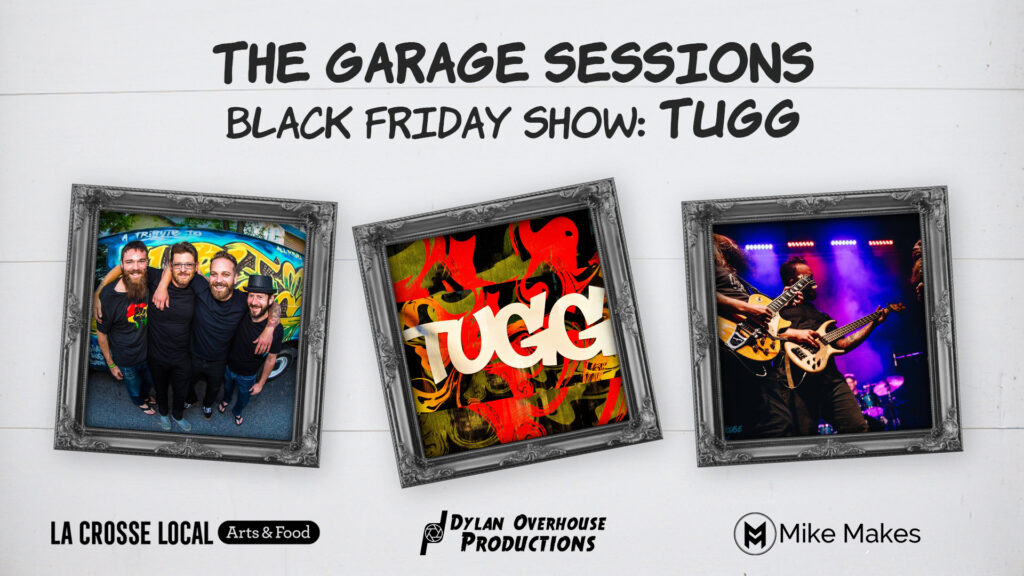 Garage Sessions: Black Friday Show with TUGG!