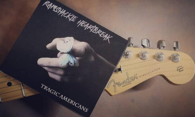 Album Review: Tragic Americans – Ramshackle Heartbreak