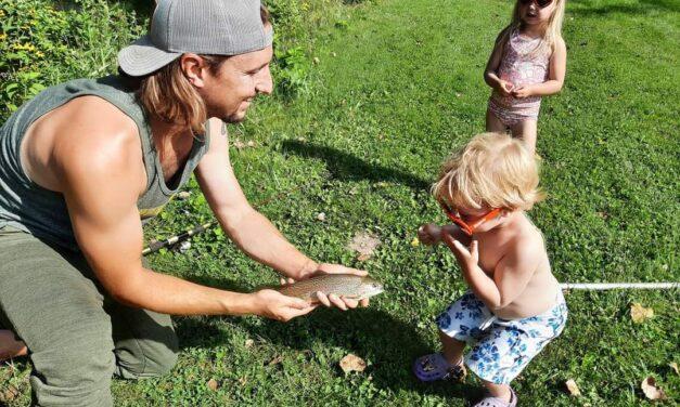 E.117: Chris West | Outdoorsman & Conservationists