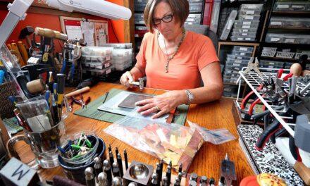 E.120: Marcia Newquist | Creative Jewelry by Marcia