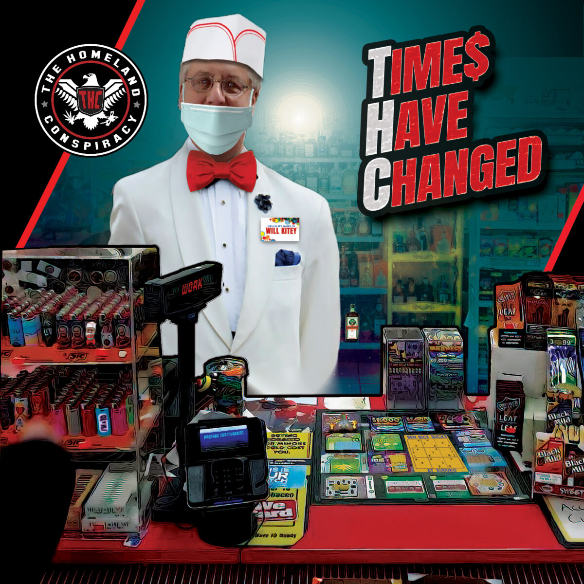 Album Review: The Homeland Conspiracy – Times Have Changed