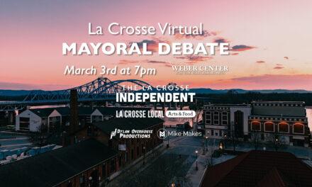 La Crosse Virtual Mayoral Debate