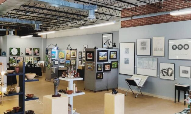 E.134: Robin Moses | River City Gallery