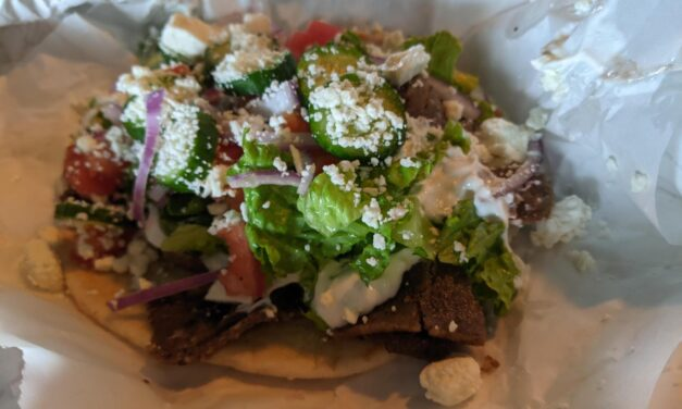 Jimmy's North Star: A Miraculous Mound of Mediterranean Flavors