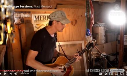 Garage Sessions ft: Matt Monsoor