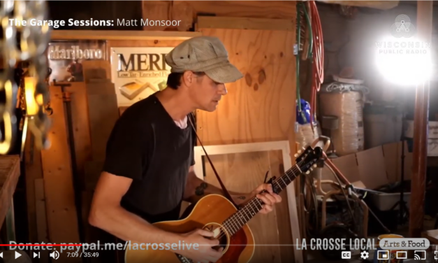 Garage Sessions ft: Matt Monsoor