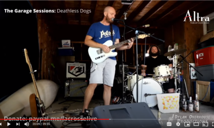 Garage Sessions ft. The Deathless Dogs