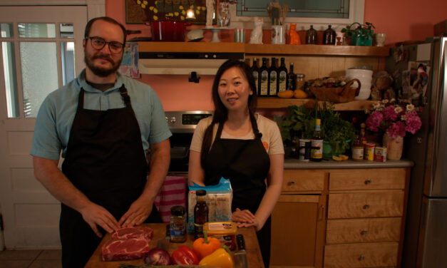 Cooking with Bao: Stuffed Chicken Wings: Jalapeno Popper with Abram Dyke