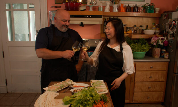 Cooking With Bao: Spring Rolls with Gus Fimple