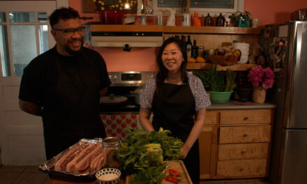Cooking with Bao: Pork Belly, Sticky Rice & Hmong Peppers with Josh Dumale