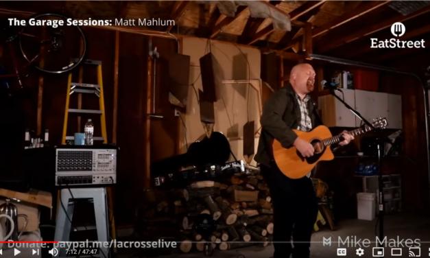 Garage Sessions ft. Matt Mahlum
