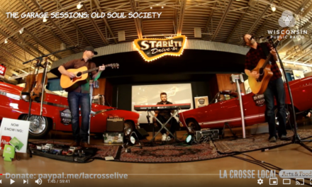 Garage Sessions ft: Old Soul Society