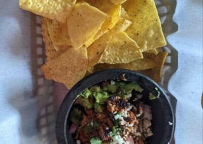 I Fricken Love Guac: Mexcal - Mexican Cuisine, New to the Scene