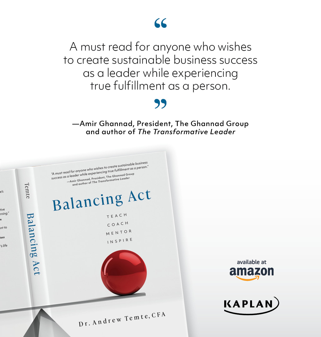 Balancing Act.