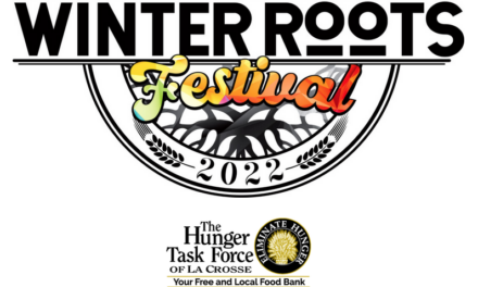 """The Hunger Task Force of La Crosse sets goal to """"Root Out Hunger"""" During the Winter Roots Festival."""