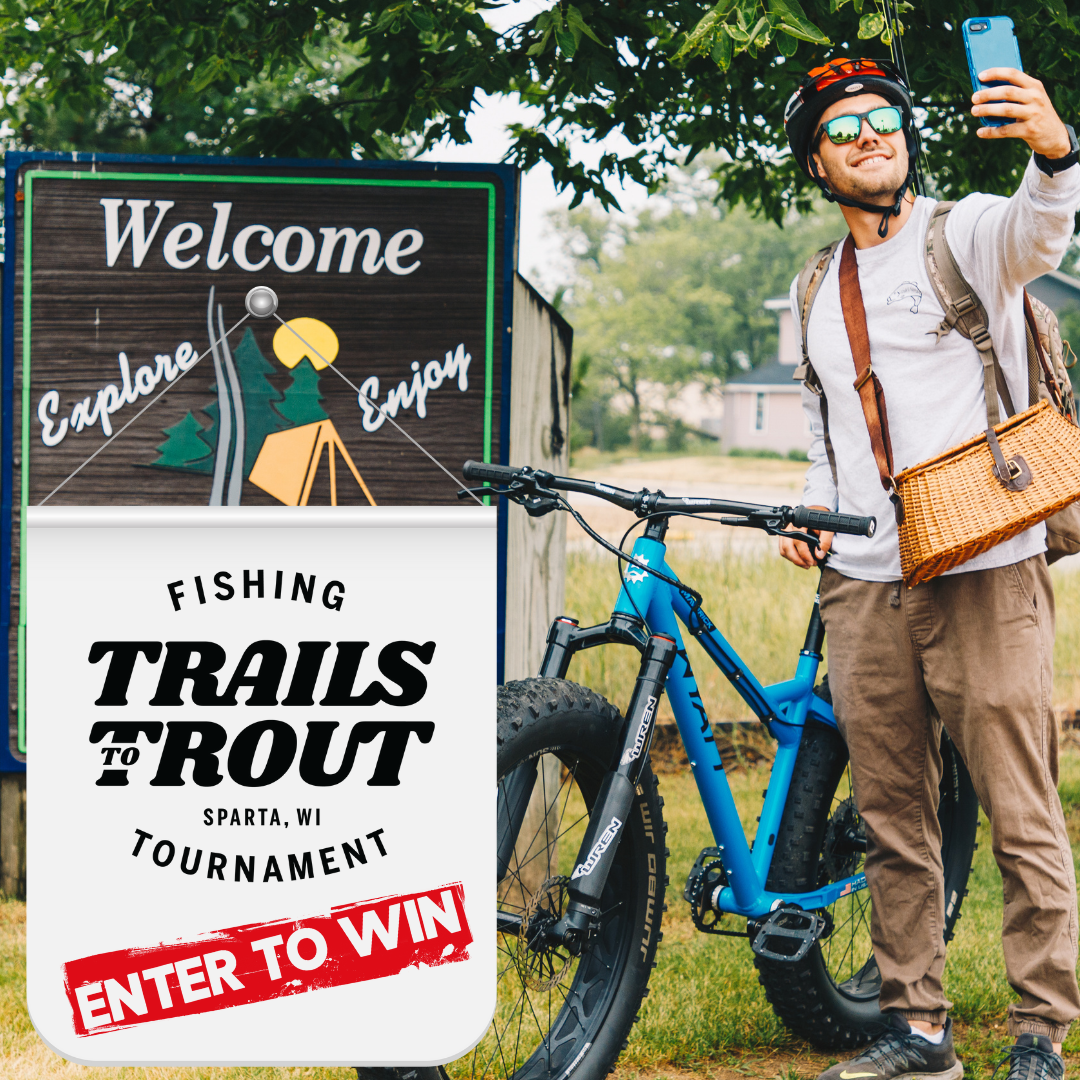 Trails to Trout Fishing Tournament Sweepstakes! ($500 Value
