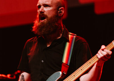 On the Road: IDLES & Gustaf at Palace Theater (10.07.21)
